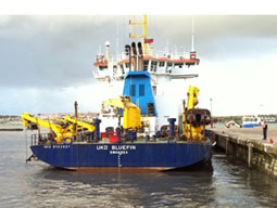 Maintenance Dredging Projects